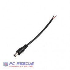 DC Power Cable 5.5 x 2.1 mm
