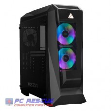Azza Chroma 410B Tempered Glass ATX Case