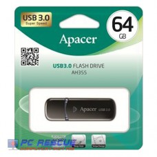 Apacer 64GB AH355 USB 3.1 Flash Drive