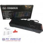 Asus Cerberus MKII USB Gaming Keyboard