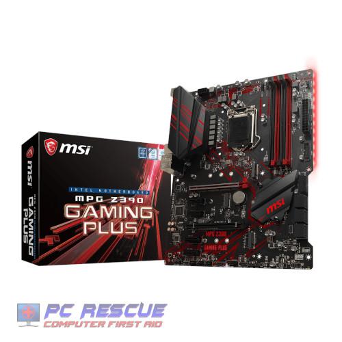 MSI MPG Z390 Gaming Plus Motherboard